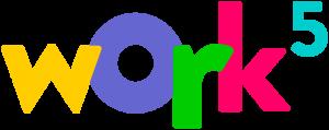 Логотип сервиса Work5.